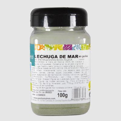 Lechuga en polvo 100g