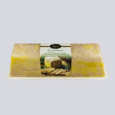 Terrina de pato con trozos 1kg