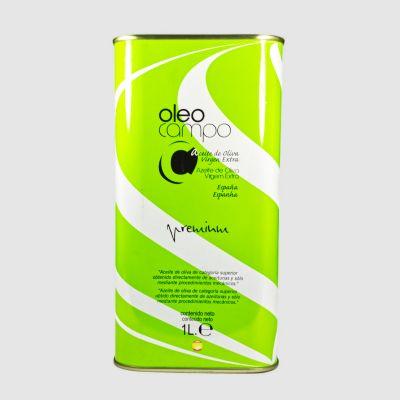Arbequina. Aceite De Oliva 1L