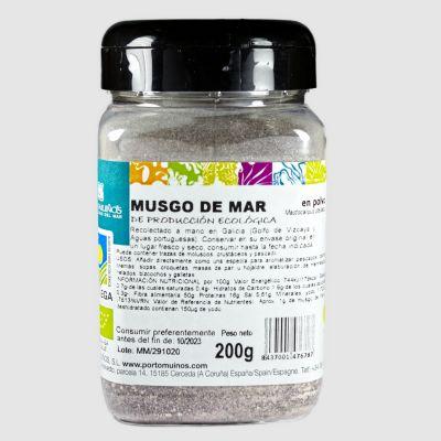 Musgo de mar / Estrellado en polvo 200g
